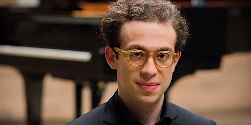 Nicolas Namoradze, Piano