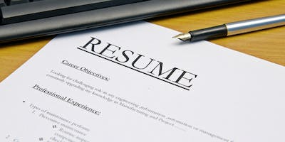 Writing Your Resume Workshop