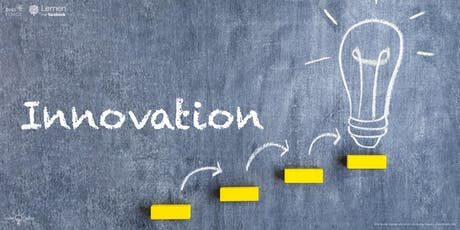 Innovation - In 4 steps to my next Big Idea Tickets