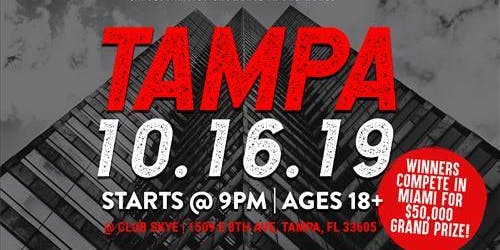 Coast 2 Coast LIVE Artist Showcase Tampa, FL - $50K Grand Prize