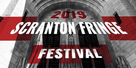 2019 Scranton Fringe Festival VIP Passes tickets