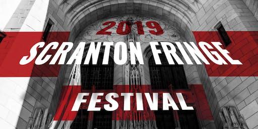 2019 Scranton Fringe Festival VIP Passes