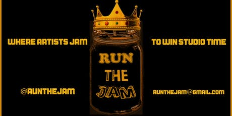 Run The Jam - Win Free Studio Time! (Loussin-Torah's Earthday) tickets