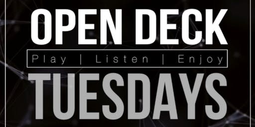 Open Deck Tuesdays @ Lime Lounge
