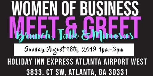 Women of Business Meet & Greet Brunch