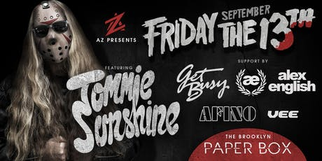 Tommie Sunshine at The Brooklyn Paper Box. tickets