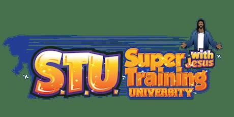 BBC's VBS 2019: STU w/ Jesus- Super Training University tickets