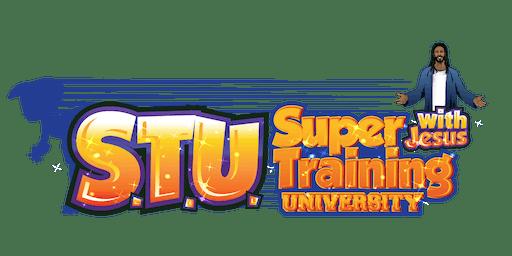 BBC's VBS 2019: STU w/ Jesus- Super Training University