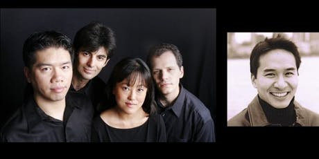 August 8 - Avalon String Quartet with Pianist Kuang-Hao Huang tickets