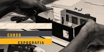 CURSO | Expografia: concepção e desenho de exposições