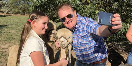 Alpaca Farm Tour - The Alpaca Journey tickets