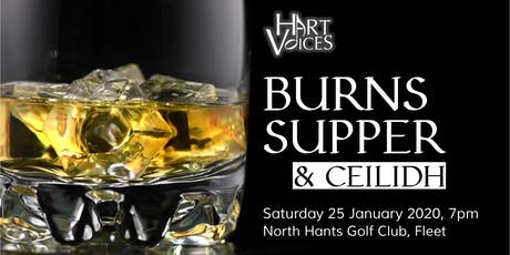 Burns Supper & Ceilidh - A Hart Voices Event tickets