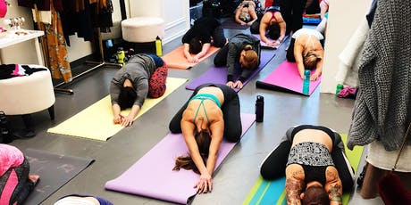 Summer Essentials Yoga Party tickets
