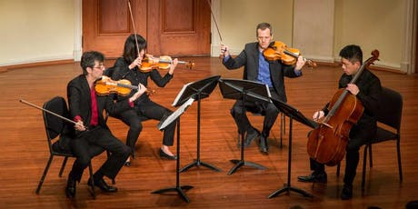 August 10 - Avalon String Quartet tickets
