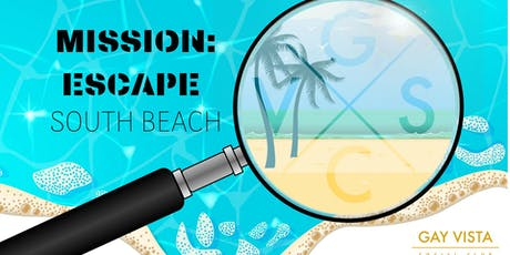 MISSION: Escape South Beach tickets