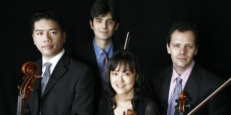 Avalon String Quartet Concert Package tickets
