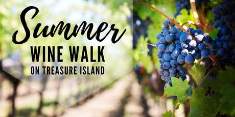 Summer Wine Walk on Treasure Island tickets