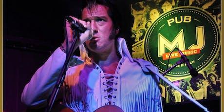 FERNAN ROBERTS TRIBUTO A Elvis Presley tickets