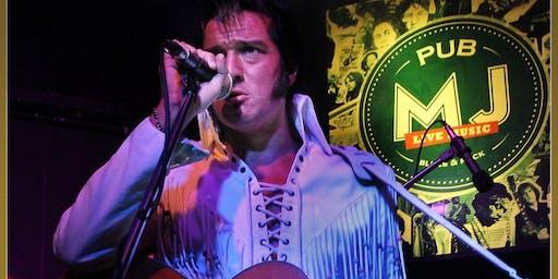 FERNAN ROBERTS TRIBUTO A Elvis Presley