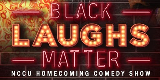 Black Laughs Matter