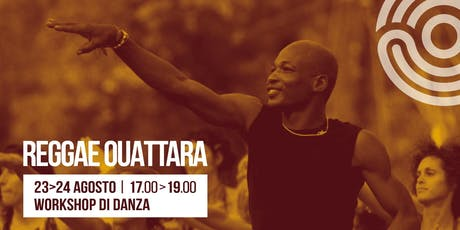 Workshop di Danza Afro w/ Reggae Ouattara biglietti