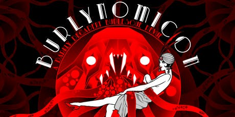 Burlynomicon-August 13 tickets