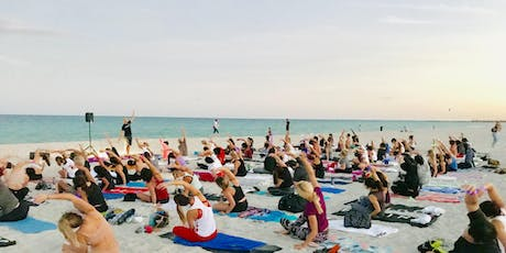 Moonlight Yoga by Equinox South Beach tickets