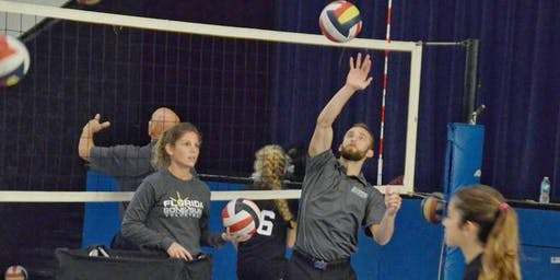 Free Volleyball Clinic!