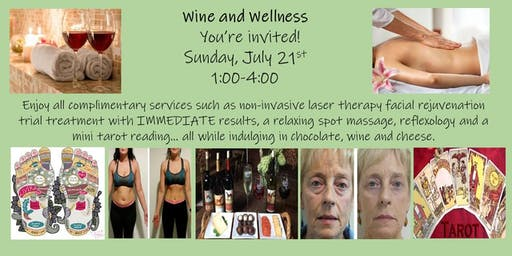 Wine and Wellness Party