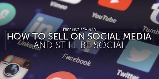 How to Sell on Social Media (and Still be Social) in Saskatoon