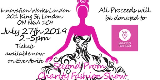 Second Prom Charity Fashion Show