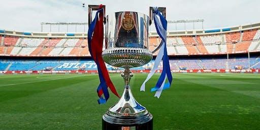 2020 Copa Del Rey Quarter Finals New Orleans Watch Party
