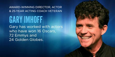 FREE ACTING CLASS WITH EMMY WINNER'S ACTING COACH tickets