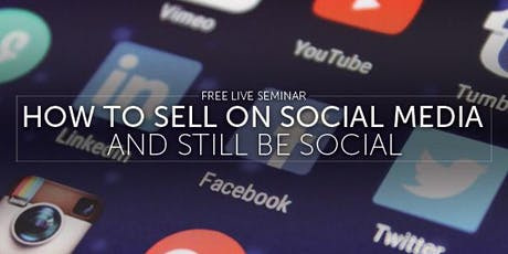 How to Sell on Social Media (and Still be Social) in Calgary tickets