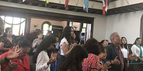 Prayer Gathering @ Azusa Street Mission -7/27 tickets