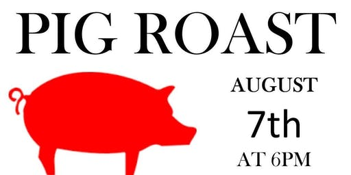 7th Annual Pig Roast & Raffle