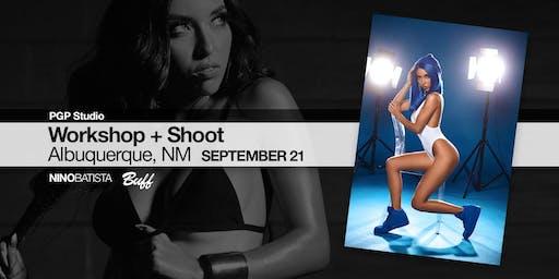 Albuquerque Workshop + Shoot