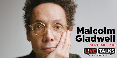 An Evening with Malcolm Gladwell tickets