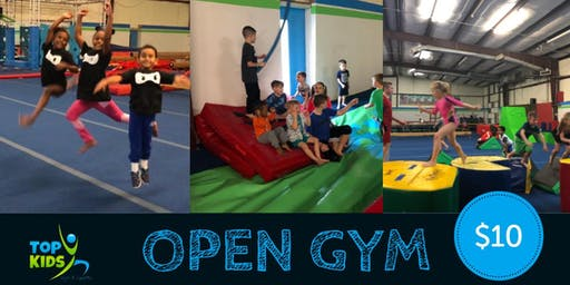 Open Gym - This and Every Friday