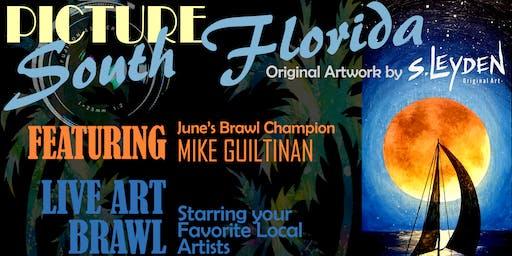 Picture South Florida: Opening Night & Art Brawl