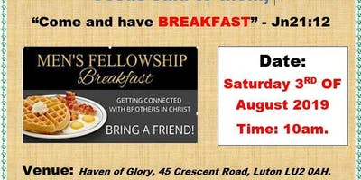 Men's Breakfast Meeting