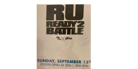 Ready 2 Battle Hair Competition September edition tickets