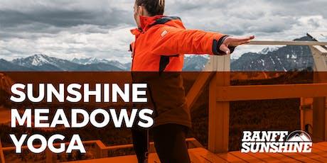 Sunshine Meadows Yoga tickets