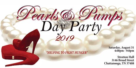 Pearls & Pumps 2019 tickets