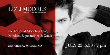 The Modeling Pose  — Mindset, Expectations & Goals tickets