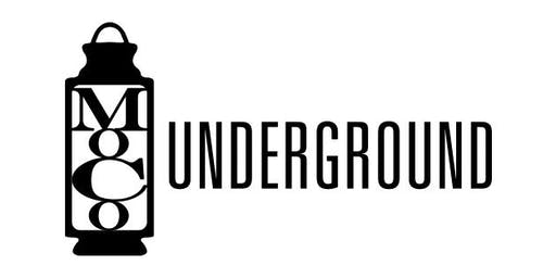 MoCo Underground Reading Series