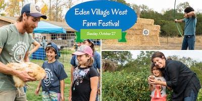 Eden Village Farm Festival