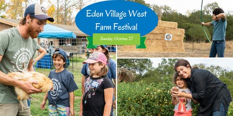Eden Village Farm Festival tickets