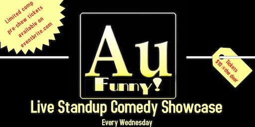 """Au Funny"" Oakland Comedy Showcase!"