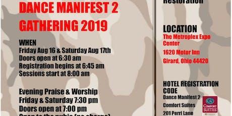 Dance Manifest 2  2019  Gathering tickets